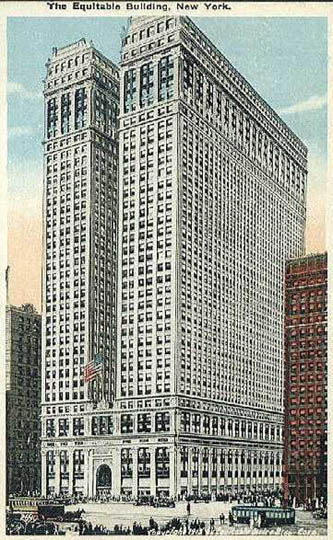 NYC_Equitable_Building_Before_1919_postcard